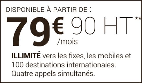 Prix 3cx 79,90 € HT